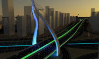 城市交通建筑三维漫游CG动画