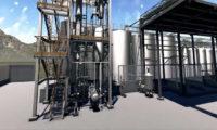 钢铁工厂三维漫游动画演示