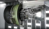 飞机航空发动机工作原理动画