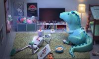 儿童游乐场三维虚拟演示动画