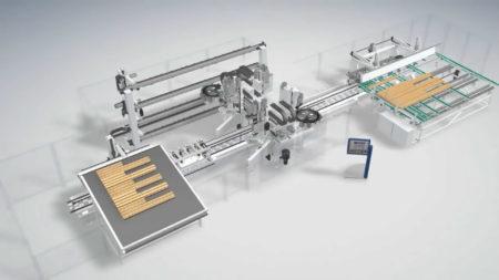 三维机械动画制作
