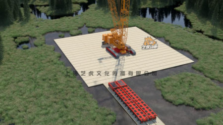 工程三维动画图片